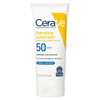 CeraVe Hydrating Sunscreen SPF 50 Face Lotion  - 75ml