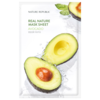 Nature Republic Real Nature Mask Sheet Avocado - 23ml