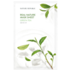 Nature Republic Real Nature Mask Sheet Green Tea - 23ml