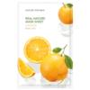 Nature Republic Real Nature Mask Sheet Orange - 23ml